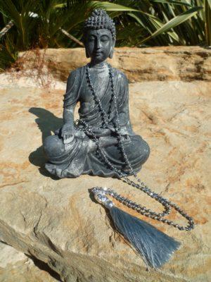 bouddha gris
