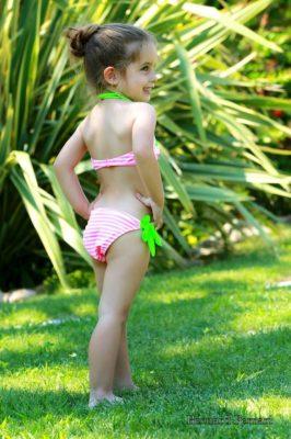 maillot de bain fillette